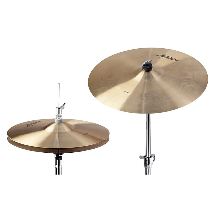 AgazarianTraditional Cymbal Prepack