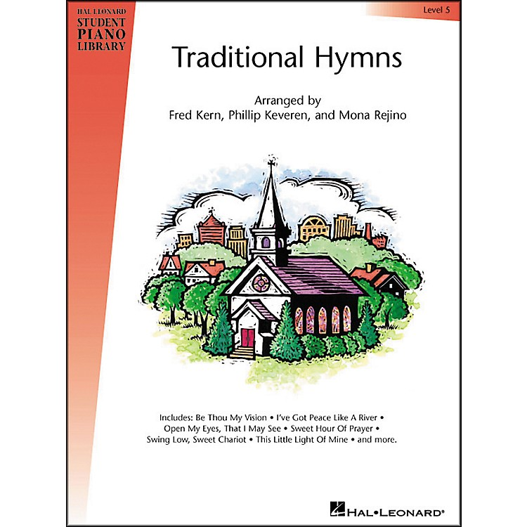 Hal Leonard Traditional Hymns Level 5 Hal Leonard Student Piano Library