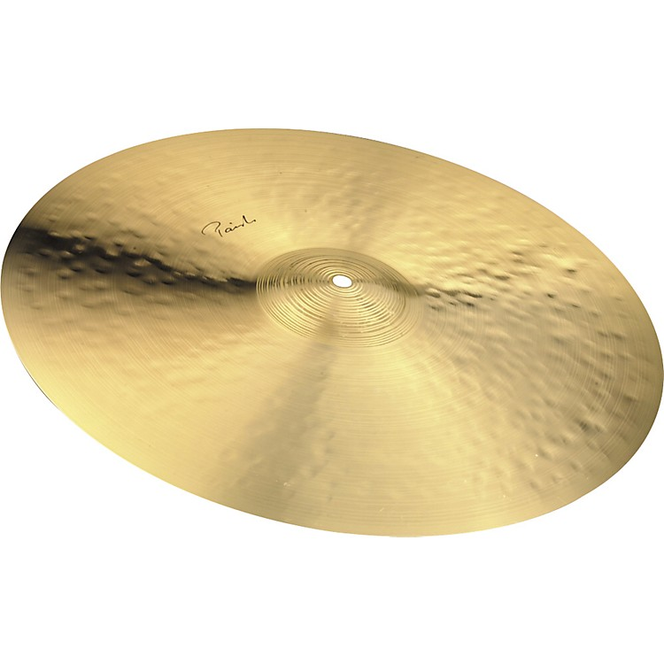 Paiste Traditional Thin Crash