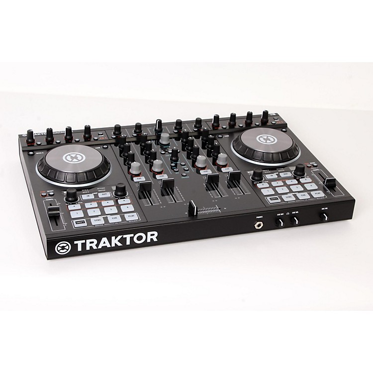 Native Instruments Traktor Kontrol S4 MK2 with Lightning Cable Regular 888365900568