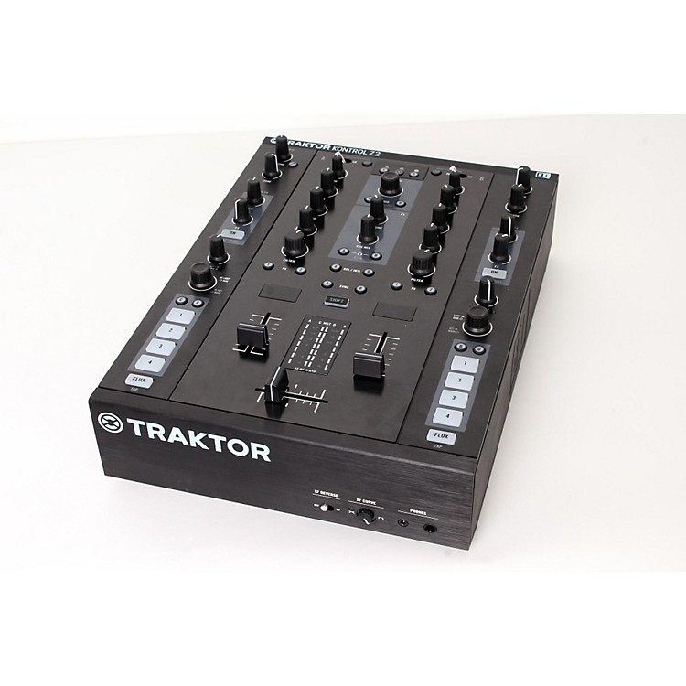 Native Instruments TRAKTOR KONTROL Z2 Regular 888365911755