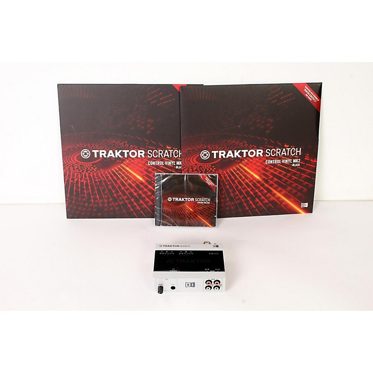 Native InstrumentsTRAKTOR SCRATCH A6888365900650