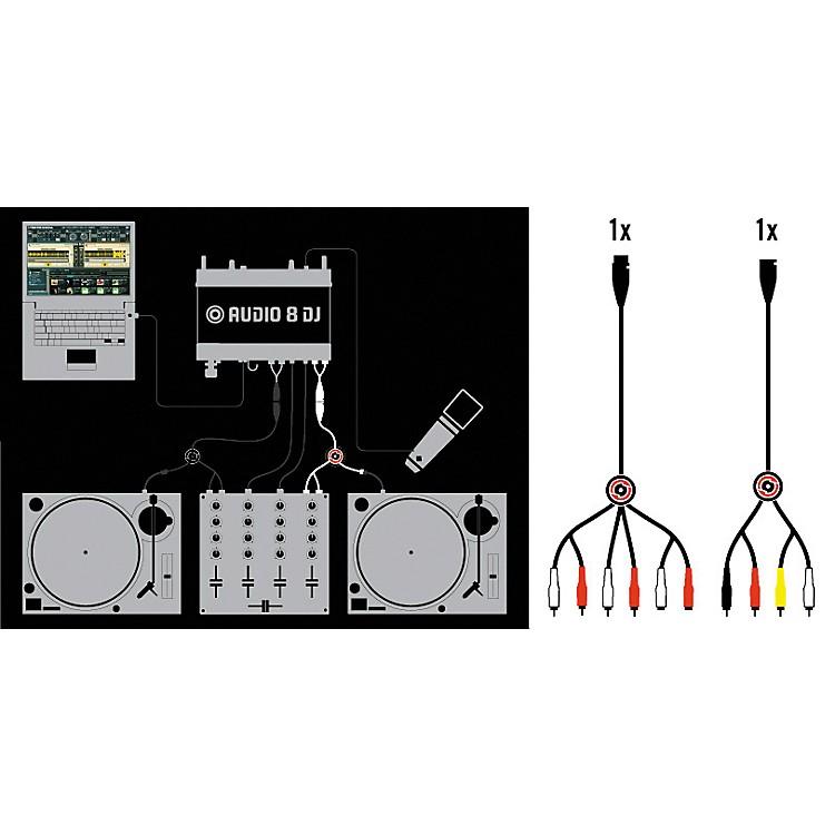 Native InstrumentsTraktor Scratch Multicore Cable