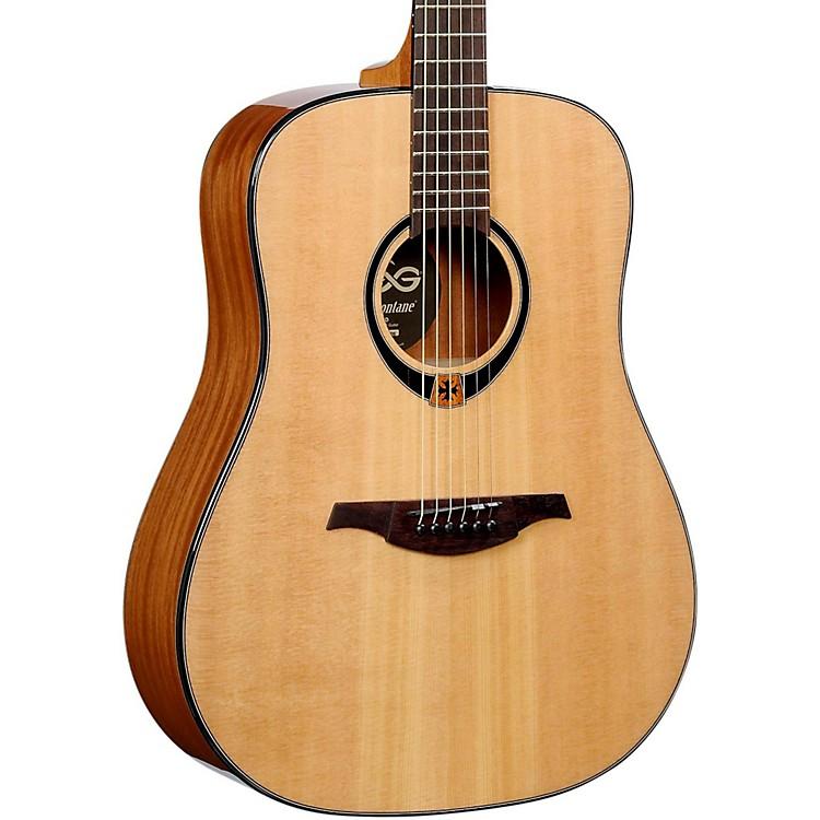 Lag GuitarsTramontane T80D Dreadnought Acoustic GuitarNatural