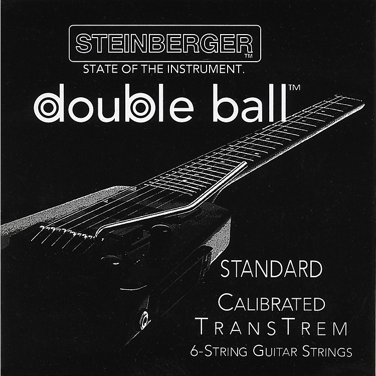 Steinberger TransTrem Standard Gauge Calibrated 6-String Electric Guitar Strings