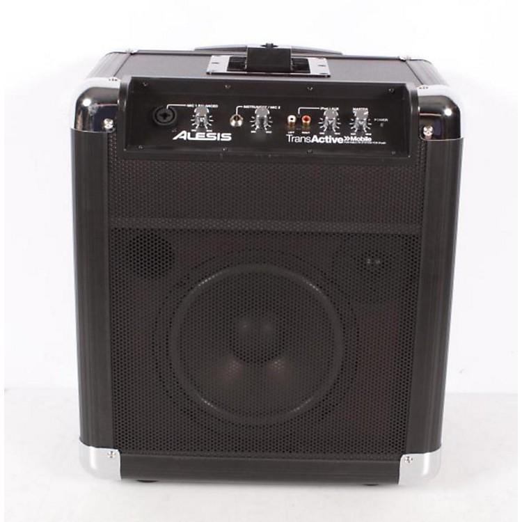 AlesisTransactive Mobile Roller PA With iPod Dock BlackBlack886830554292