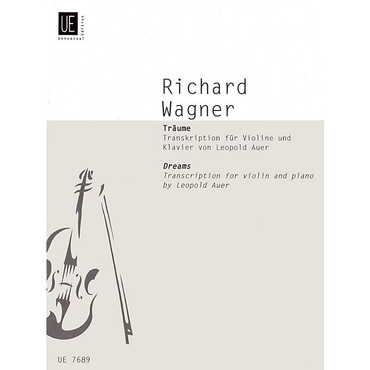 Carl FischerTraume (Book + Sheet Music)