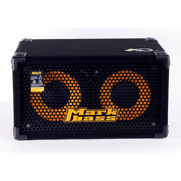 Markbass Traveler 102P Rear-Ported Compact 2x10 Bass Speaker Cabinet  888365068435