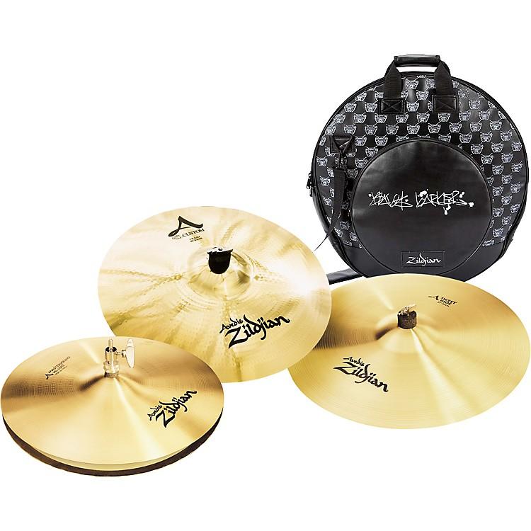 ZildjianTravis Barker Core Cymbal Pack