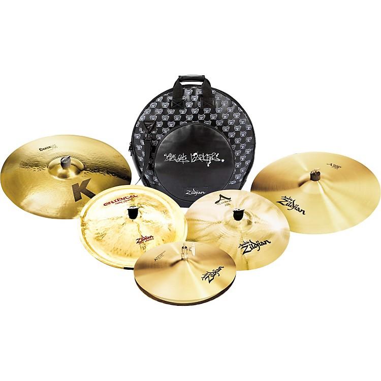 ZildjianTravis Barker Pro Cymbal Pack