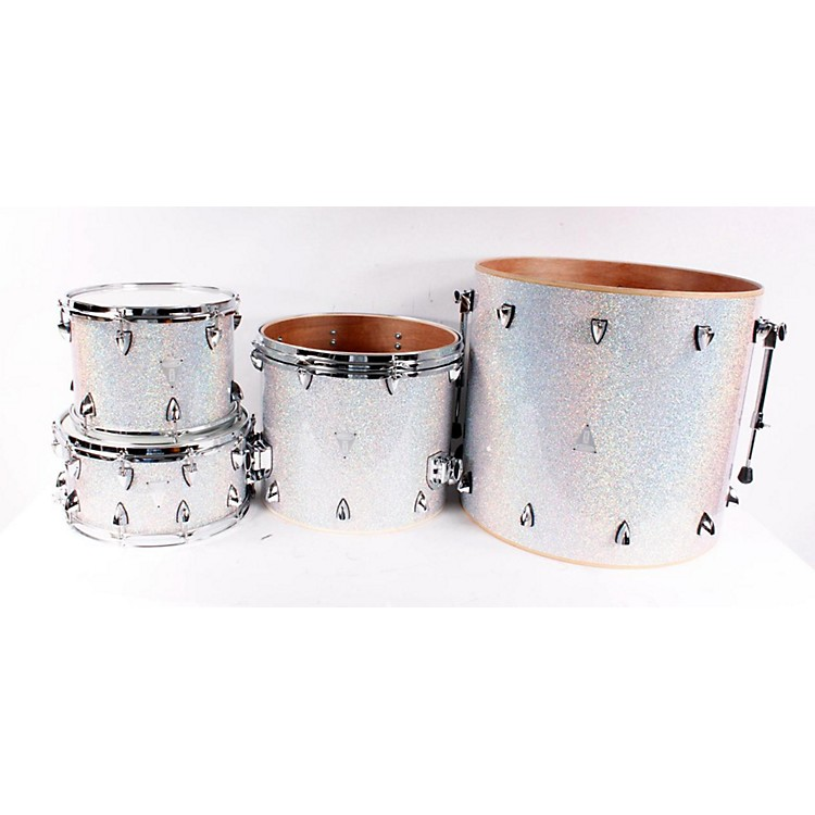 Orange County Drum & Percussion Travis Barker Signature 4-Piece Shell Pack HoloFlake 886830952395