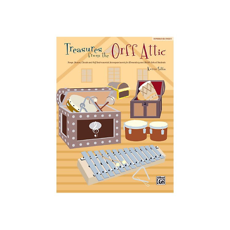 AlfredTreasures from the Orff Attic Book