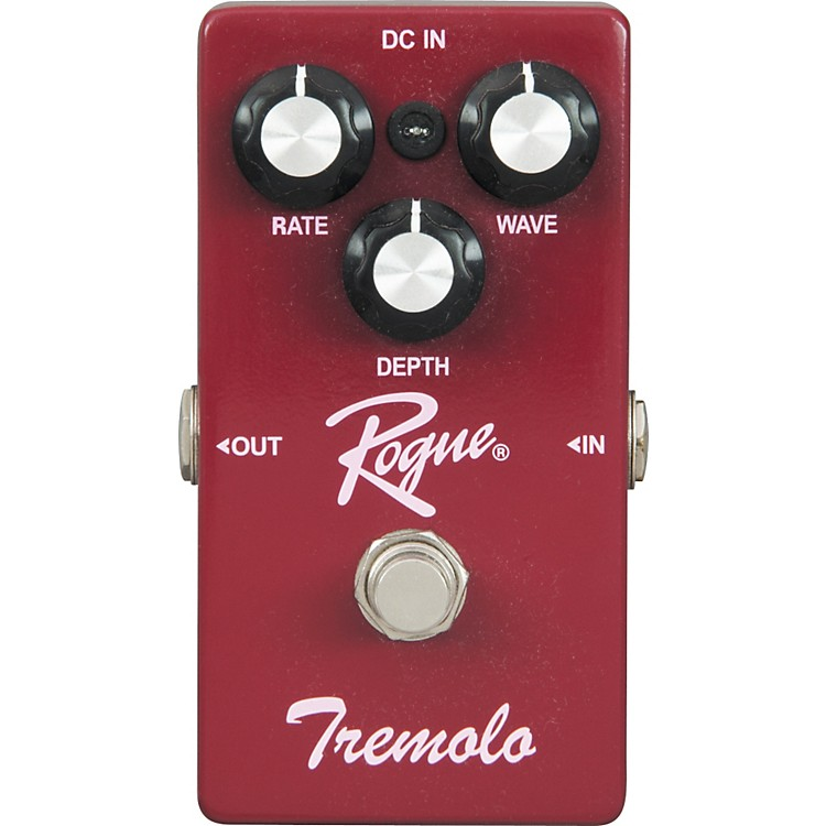 RogueTremolo Guitar Effects Pedal