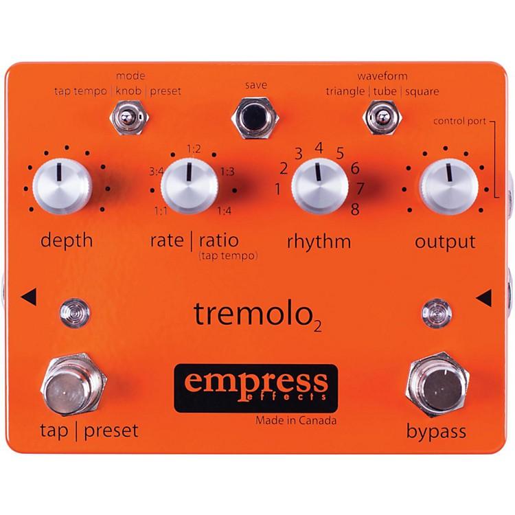 Empress EffectsTremolo2 Tremolo Guitar Effects Pedal