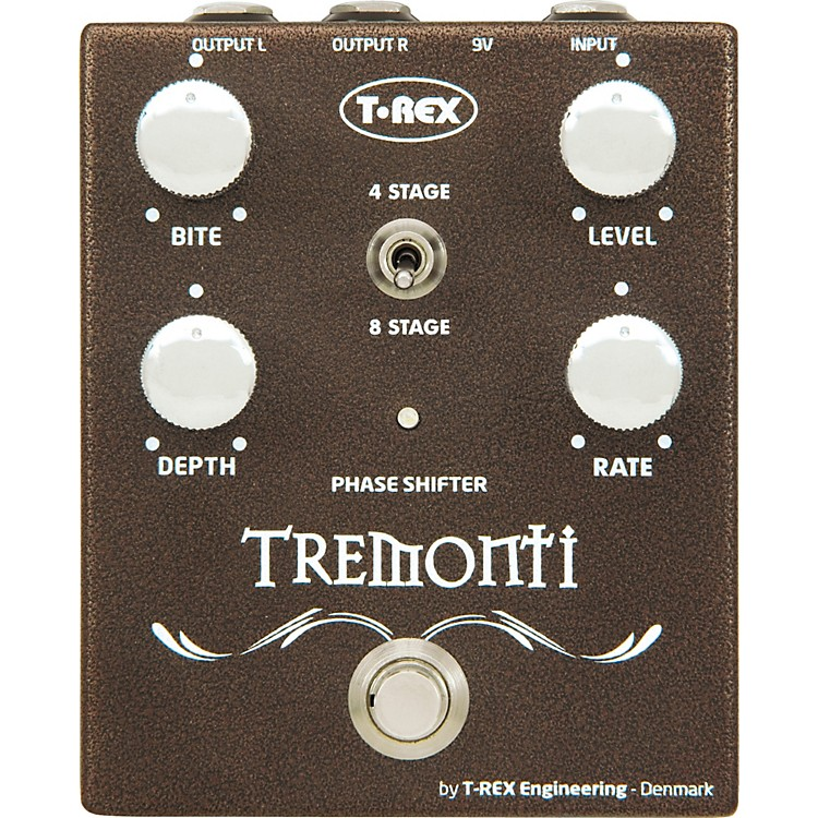 T-Rex EngineeringTremonti Phaser Guitar Effects Pedal