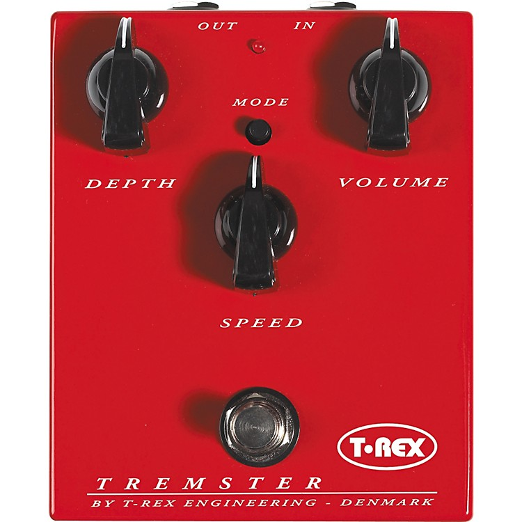 T-Rex Engineering Tremster Tremolo Pedal
