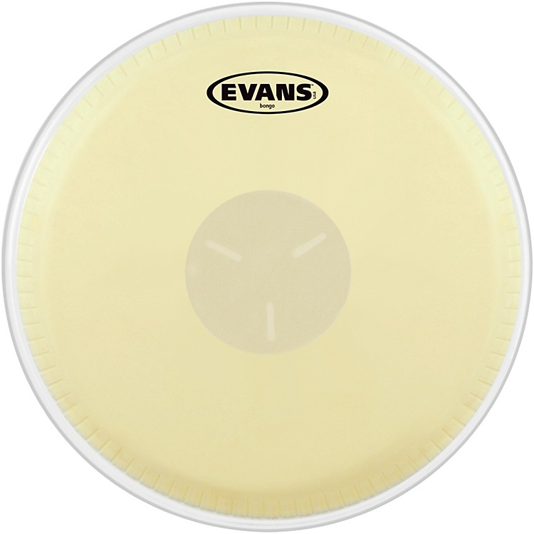 Evans Tri-Center Bongo Head  8 5/8  in.