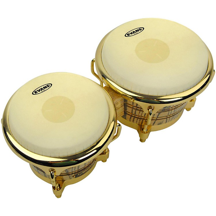 Evans Tri-Center Bongo Head Combo Pack