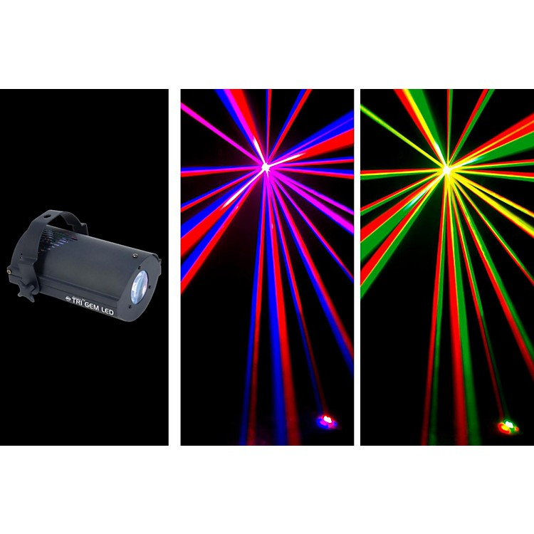 American DJTri Gem LED Effect Light
