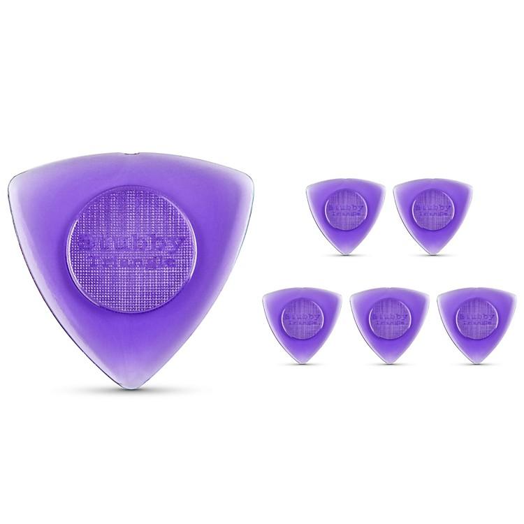 DunlopTri Stubby Guitar Picks 6-Pack