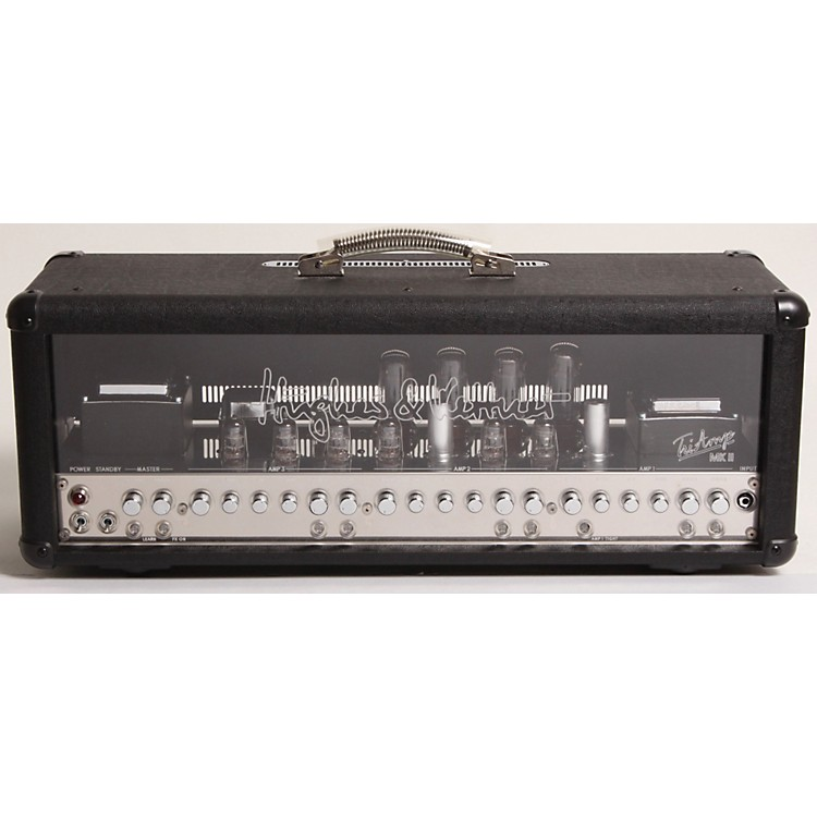 Hughes & Kettner TriAmp MK II Tube Amp Head  889406786400