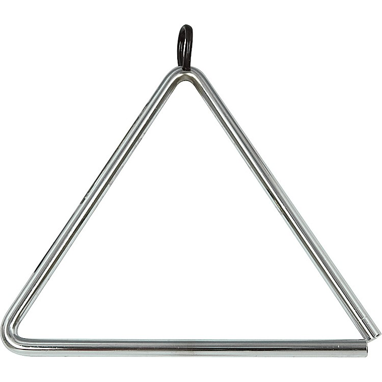 Ludwig Triangle  10 in.