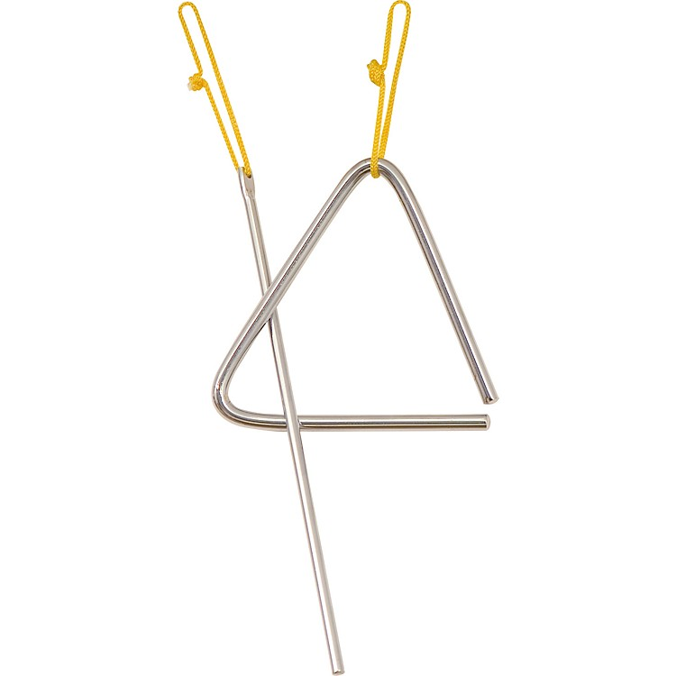 Kaman Triangle with Beater 10 in.