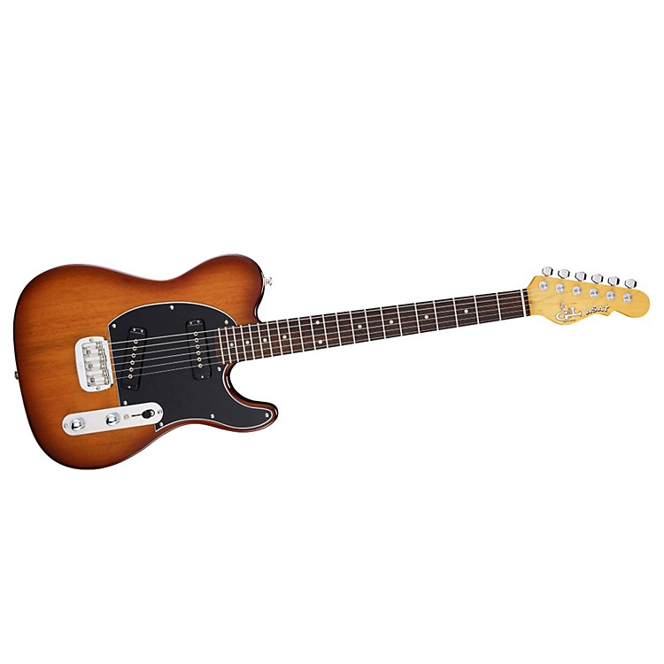 G&LTribute ASAT Special Electric GuitarBlueburstRosewood Fretboard