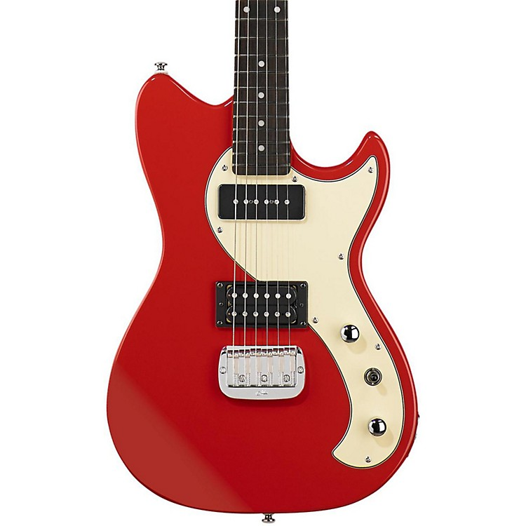 G&L Tribute Fallout Electric Guitar Fullerton Red