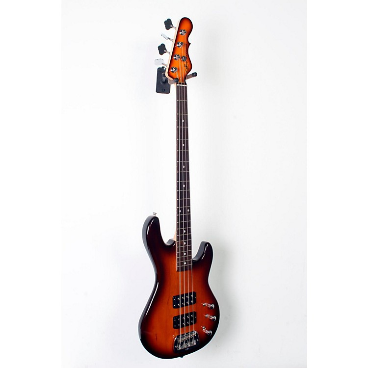 G&LTribute L2000 Electric Bass GuitarTobacco Sunburst,Rosewood Fretboard888365800455