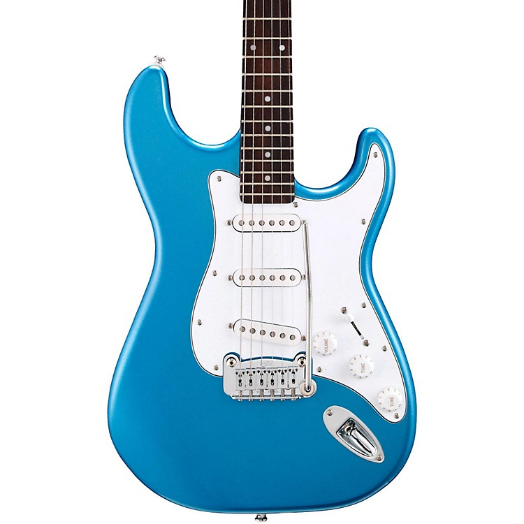 G&LTribute Legacy Electric GuitarLake Placid BlueRosewood Fretboard