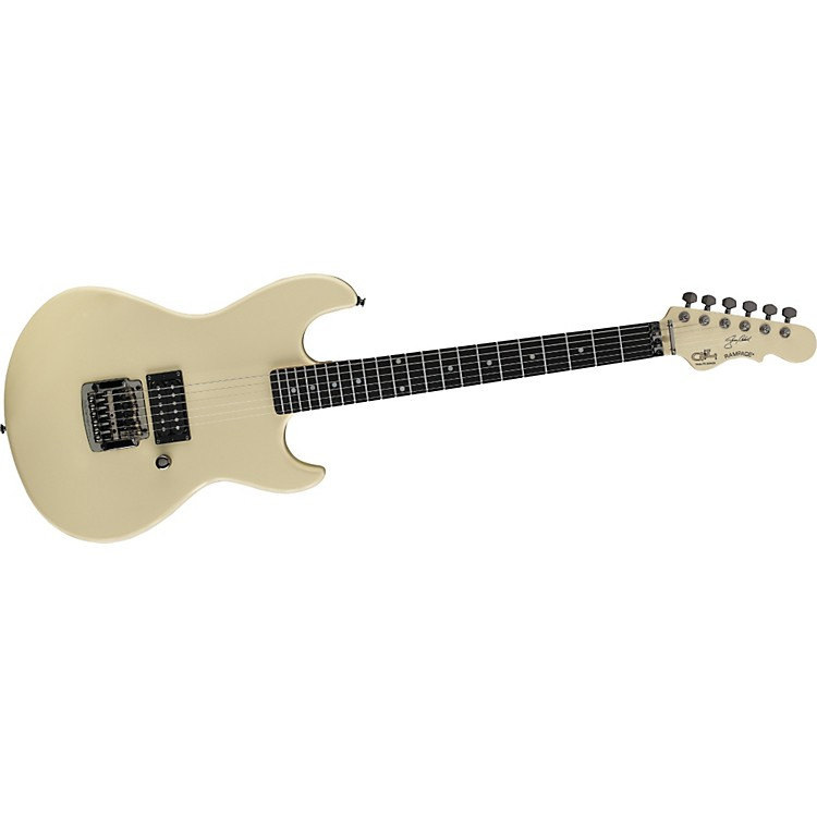 G&L Tribute Series Rampage Jerry Cantrell Signature Electric Guitar Ivory