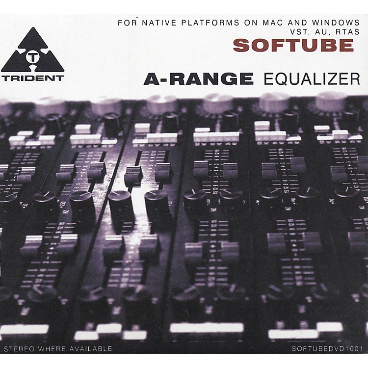 Softube Trident A-Range Equalizer-Native Plug-In Software Download