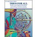 Alfred Trios for All B-Flat Clarinet Bass Clarinet
