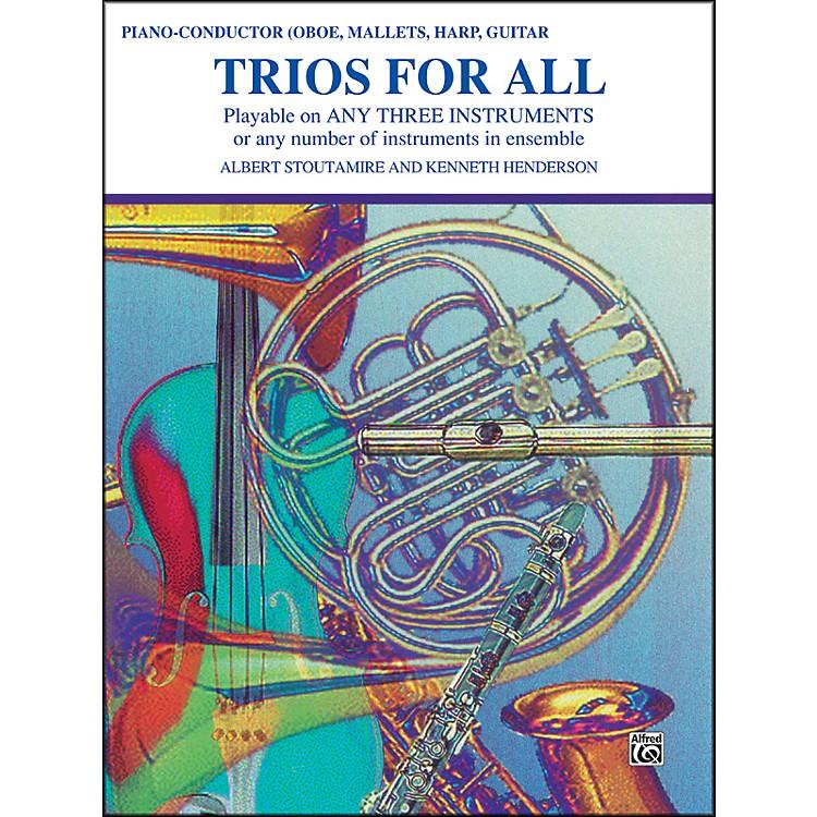 AlfredTrios for All Piano/Conductor Oboe Bells