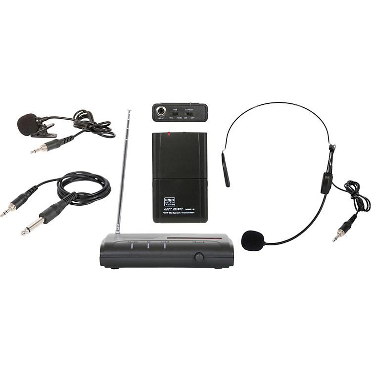 Galaxy AudioTriple Play VHF Wireless Belt Pack System