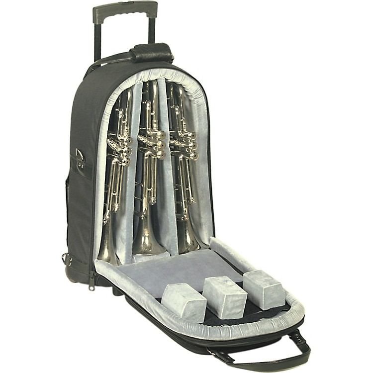 Allora Triple Trumpet Wheelie Bag