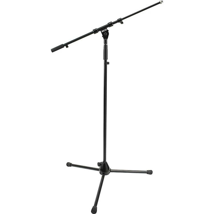 DR ProTripod Mic Stand with Telescoping Boom