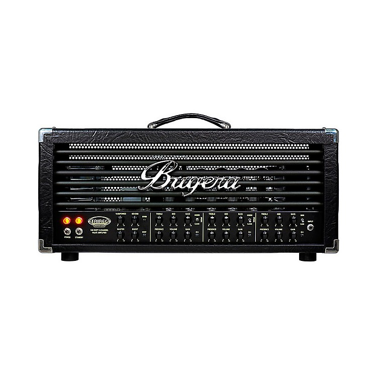BugeraTrirec 100W 3-Channel Tube Guitar Amplifier Head
