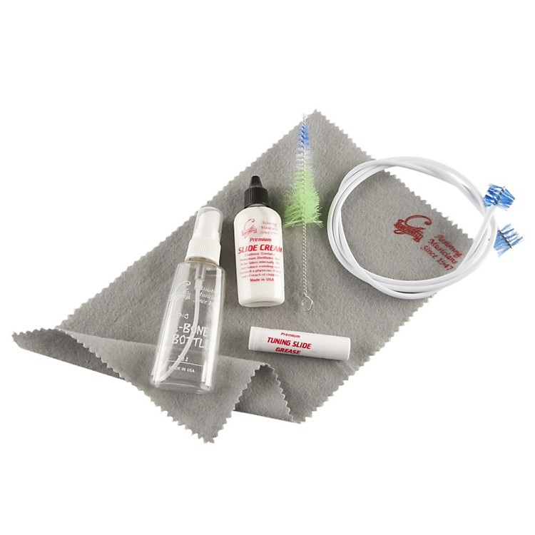 Giardinelli Trombone Maintenance and Care Kit