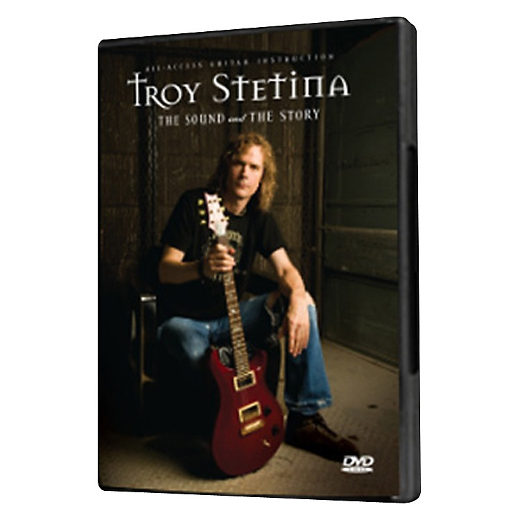 Fret12Troy Stetina - The Sound and The Story DVD