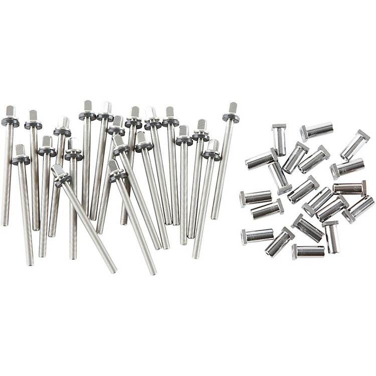 DW True Pitch Snare Drum Tension Rods (20-pack) 6 Inch Deep Drum