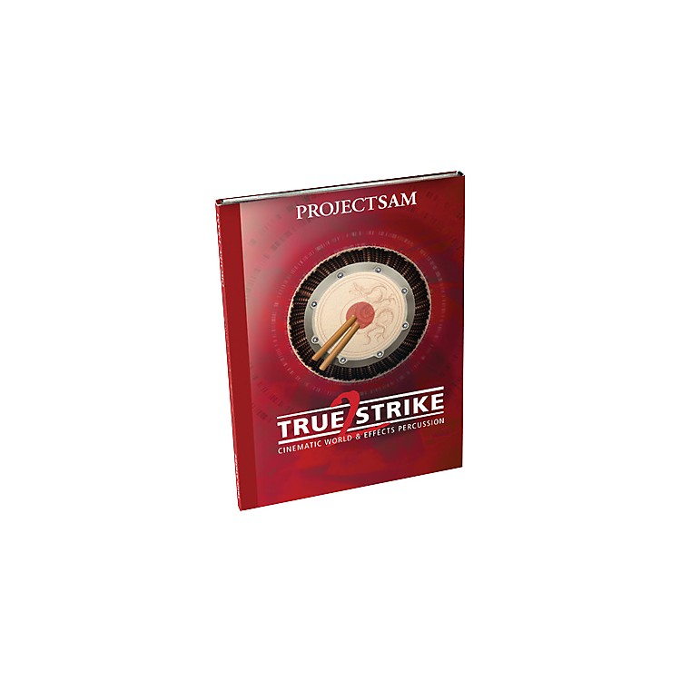 ProjectSAMTrue Strike 2 Cinematic World and Effects Percussion Library