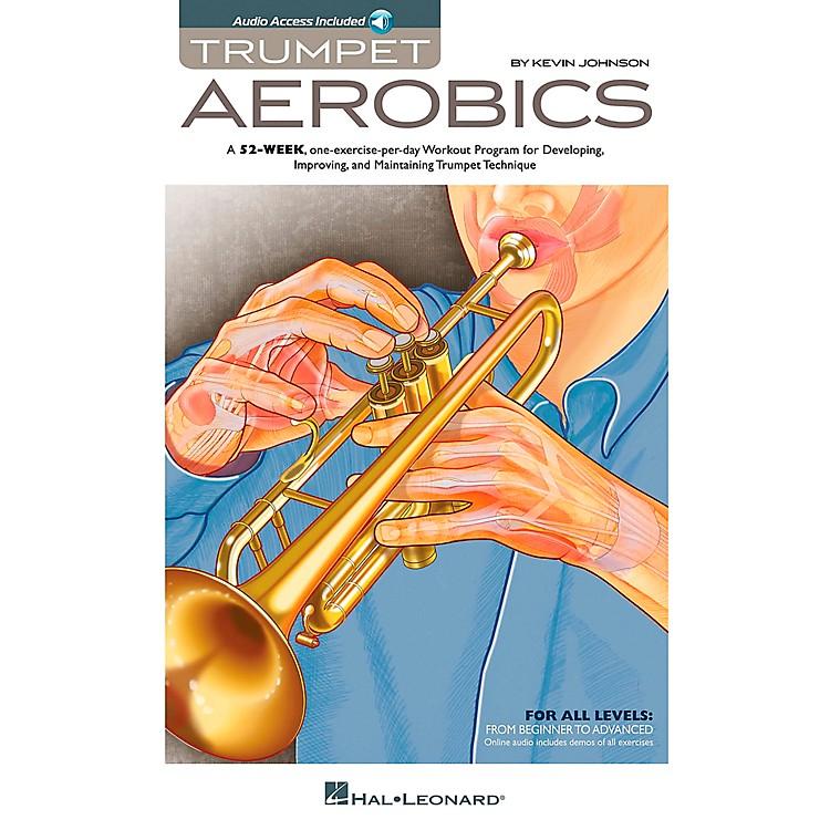 Hal LeonardTrumpet Aerobics (Book/Audio)