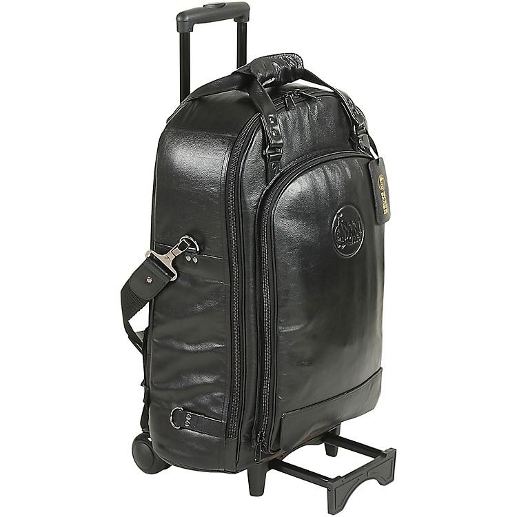 GardTrumpet & Flugelhorn Wheelie Bag13-WBFLK BlackUltra Leather