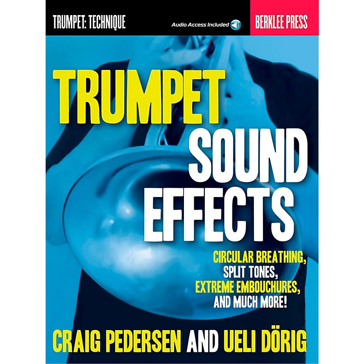 Berklee PressTrumpet Sound Effects - Berklee Press Book/Audio Online