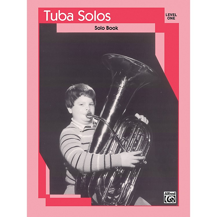 Alfred Tuba Solos Level I Solo Book