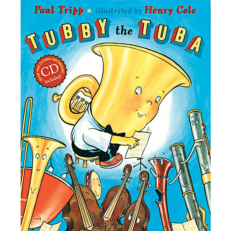 Penguin Books Tubby the Tuba Book & CD