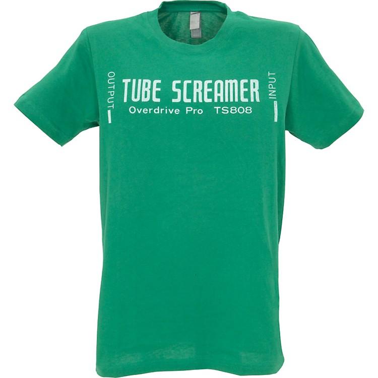 IbanezTube Screamer T-ShirtGreenExtra Large