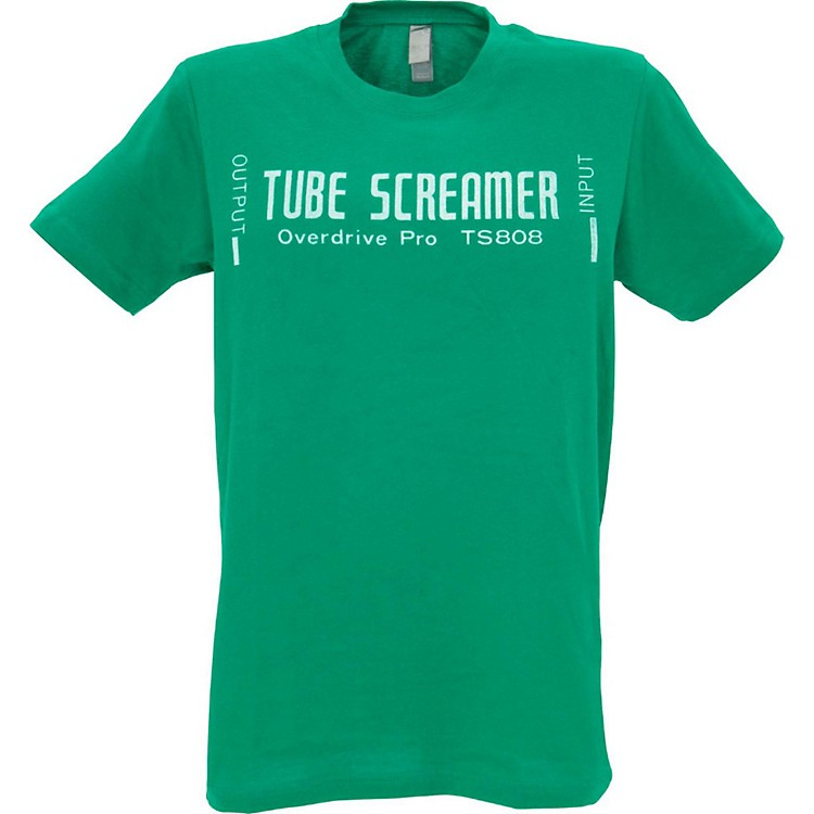 IbanezTube Screamer T-ShirtSmallGreen